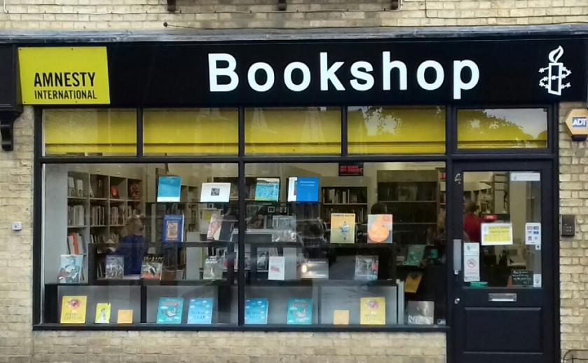 Amnesty Bookshop