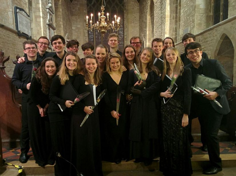 Cambridge Fundraising Choir