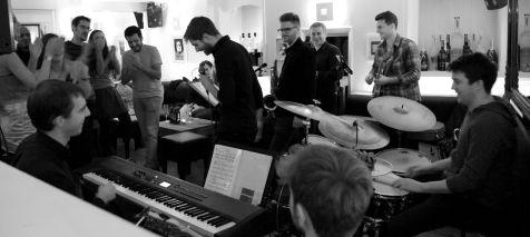 Jazz Festival group