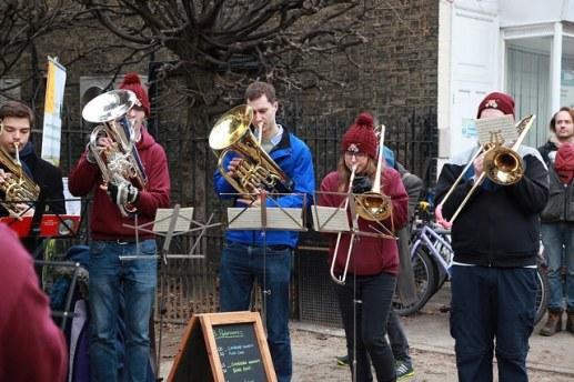 Brass Band Medium