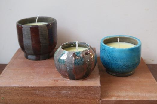 raku candles