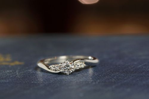 HK new collection diamond ring