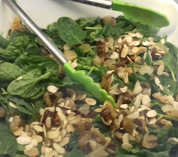 Abantu salad
