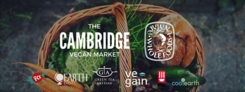 Cambridge Vegan Market Cover Photo Mar 2018