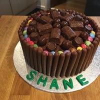 Free Cakes choc cake