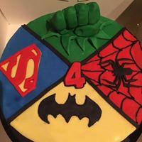 Free Cakes superman cake