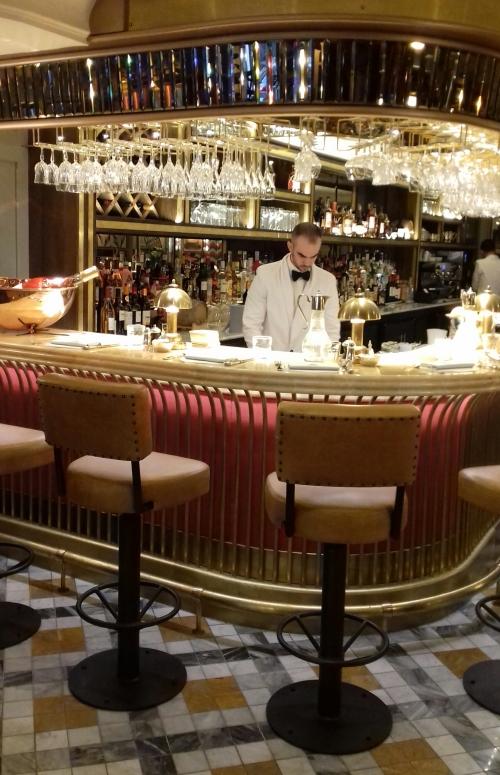 Ivy bartender