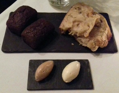 Restaurant Twenty-Two Guinness bread