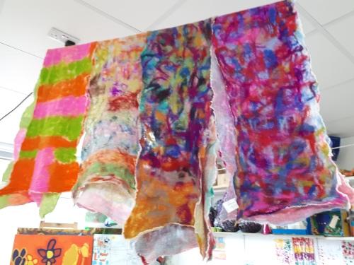 Rowan Humberstone Cambridge textiles