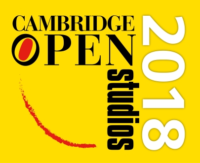 Cambridge Open Studios logo 2018