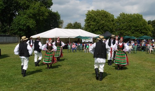 Polish Dancers Cambridge