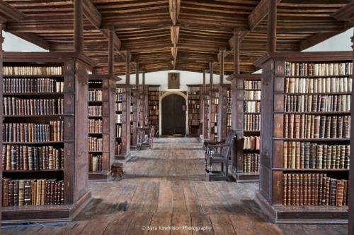 Sara Rawlinson library