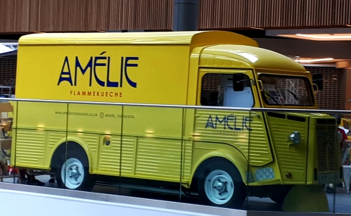 Amelie Flammekueche Cambridge