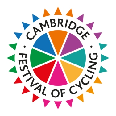 Cambridge Festival of Cycling logo