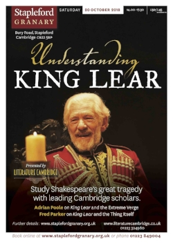Literature Cambridge Understanding King Lear