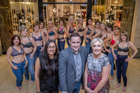 Cambridge Breast Cancer Appeal Fashion Show