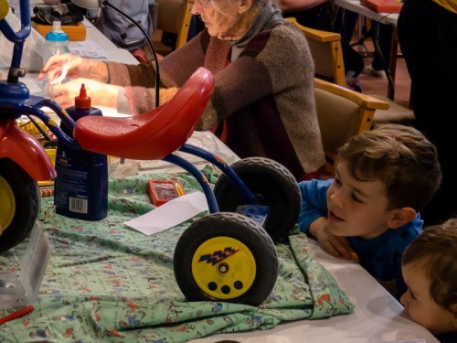 Cambridge Kids' Repair Cafe