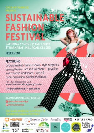Sustainable Fashion Festival Cambridge