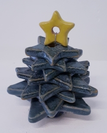 Rowan Cambridge ceramic Christmas tree