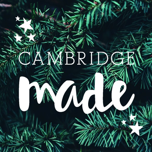 Cambridge Made Christmas Fair logo