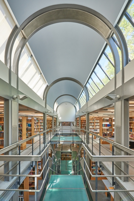 Library, Newnham College, Cambridge