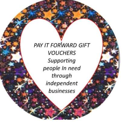 Pay It Forward Vouchers Cambridge