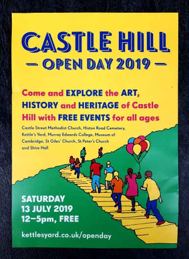 Castle Hill Open Day 2019 Cambridge