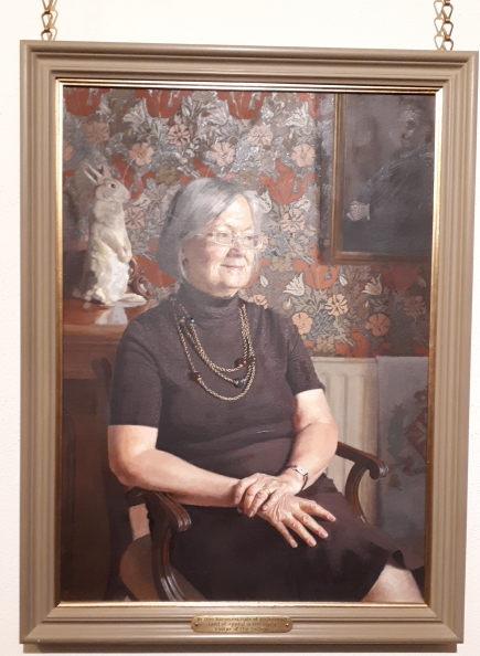 Baroness Brenda Hale of Richmond
