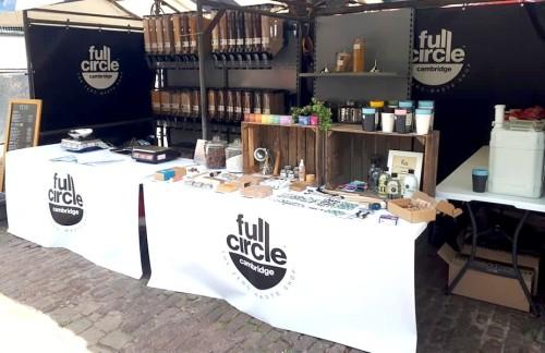 Full Circle Shop stall