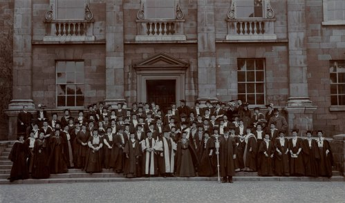 Trinity College Dublin c. 1904
